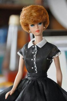 Bubblecut Barbie from the collection of Barry Sturgill