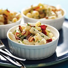 Mac 'n' Cheese with Bacon