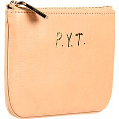 PYT pouch