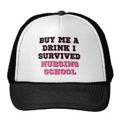Shop Nursing School Buy Me A Drink Trucker Hat created by doodles_designs. First Time Dad Gifts, Gifts For Dad, Beard Hat, Funny Hats, Beat Cancer, Colon Cancer, Super Dad, Custom Hats, Eat Sleep