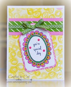 Welcome to the Stamp of the Month Blog Hop!! This month we are featuring March's stamp of the month ~Choose Happy (S1503) a set of 14. If you are coming here from PRISCILLA GOTHAM's Blog,then you...