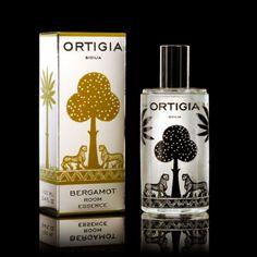 DATCHA - ORTIGIA 'Bergamotto' Room Essence