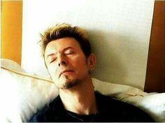 David napping, taken by Iman