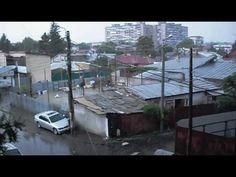 Ploaie cu spume în miezul caniculei