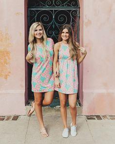 LOVE LOVE LOVE the Lauren James knit dresses!