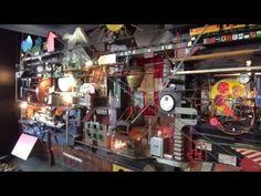 Verkehrshaus Luzern Tourismusflipper (Charles Morgan) - YouTube