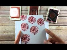 This video gives you tips on using Stampin' Up!'s two or three step stamp sets! Enjoy! Jennifer jennifer@jennifercotton.com