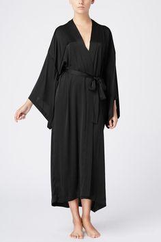 Sapphire Bliss Kendall Luxe Kimono. Plus Size Fashion For WomenPlus Size  WomenMink VestLong KimonoPlus Size SleepwearLounge ... d7dfb820e68d