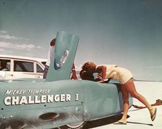 Mickey Thompson - Challenger I