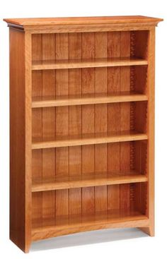Cherry bookcase plans Avoz Bookcase And frequent Fine Woodworking It is  ideal for any home or office Bacata Bookcase Cherry Thumbnail Build this  bookcase ...
