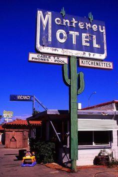 Monterey Motel Tucson, Arizona