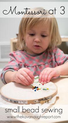 18 Best Montessori 3 Year Olds Images In 2019 Montessori