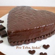 Čokoládovo - višňová torta | recepty pečenie | koláče, zákusky, torty | najpečenie.sk