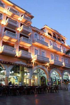 Colonial Hotel Veracruz in Veracruz, Veracruz-Llave
