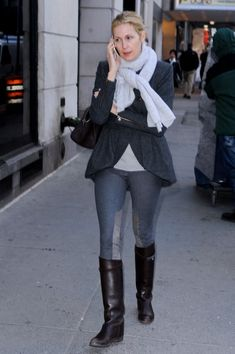 Kelly Rutherford - perfectly polished