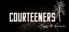 logo for the Courteeners The Courteeners, How To Better Yourself, Logos, Music, Movie Posters, Movies, 2016 Movies, Film Poster, Films