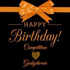 GadgetWear Blog Birthday Competition