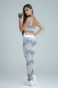 Alto Never Give Up Legging