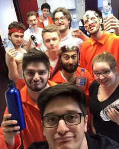Show 1 of 7 smashed out today!!  @MarionCulturalCentre 6 shows left are we going to see you there? Check out the #CountingBars #TaleOfTheSingingInmates Facebook Page  would love to see you in the crowd!  #prison #musical #acapella #beardgrowth #inmates #hydrate #Persian #Australian by samaraiguy