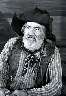 """George Francis """"Gabby"""" Hayes (May 7, 1885 – February 9, 1969) was an American radio, film, and television actor. He was best known for his numerous appearances in Western films as the colorful sidekick to the leading man."""