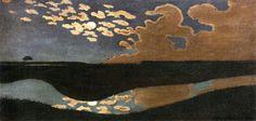 Moonlight Felix Vallotton - circa 1894