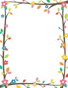Free tree branch border templates including printable border paper and clip art versions. File formats include GIF, JPG, PDF, and PNG. Page Borders Free, Page Borders Design, Printable Border, Printable Paper, Free Printable, Printable Labels, Printable Coloring, Borders For Paper, Borders And Frames