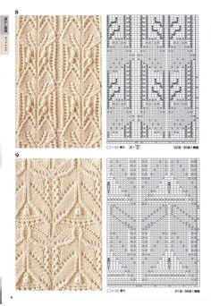 260 Knitting Pattern Book by Hitomi Shida 2016 — Yandex. Lace Knitting Patterns, Knitting Stiches, Cable Knitting, Knitting Books, Knitting Charts, Lace Patterns, Knitting Designs, Hand Knitting, Stitch Patterns