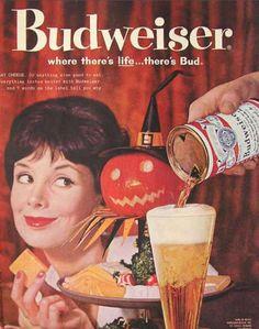 Happy Halloween from Bud