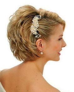 2018 Hochzeit Frisuren und Schminkanleitung für kurze Haare    #frisuren #haare #hochzeit #kurze #schminkanleitung