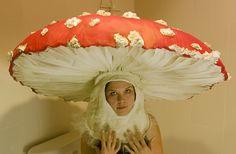 Costume: Mushroom2