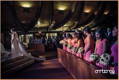 Saint Hugh Catholic Church #CoconutGrove #Miami #bridalparty #wedding #ceremony