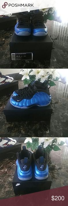 Foamposite One XX Great Condition, worn once Original Box Trades Also Nike Shoes Sneakers