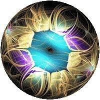 Mystical sphere Gif by luisbc