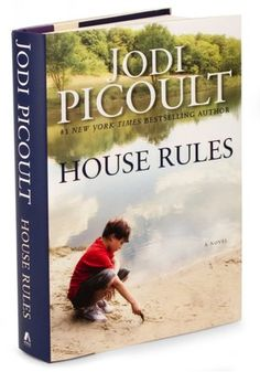 House Rules by Jodi Picoult.  I cannot put this book down!