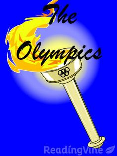 The Olympics - The Olympics Games capture the whole world's attention every four years. Students will read a passage about the history of the Olympics and will answer questions about main idea, making inferences, author's point of view, context clues and word choice.