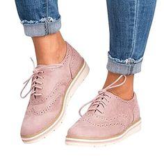 c8a56adda37adc Baskets en Daim Lacets Femme,Overdose Mode Hiver Chaussure Talon Compensé  Plateforme Ankle Boots: Amazon.fr: Chaussures et Sacs