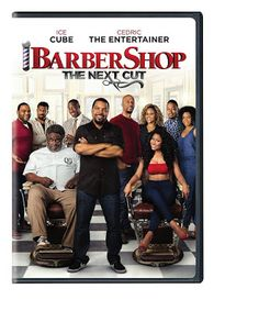 Barbershop: The Next Cut on DVD $5.00
