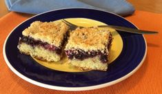 Ovocný mrveničkový koláč (fotorecept) - recept | Varecha.sk Spanakopita, French Toast, Deserts, Treats, Breakfast, Ethnic Recipes, Sweet, Food, Basket