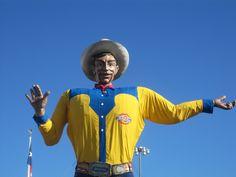 Dallas Texas...BiG TeX at the State Fair