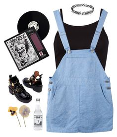 """grimes is my favorite"" by lunespark ❤ liked on Polyvore featuring Jeffrey Campbell"