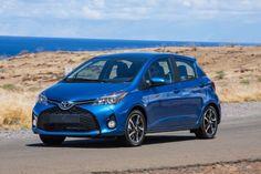 2015 Toyota Yaris Upgrades Breathe Midseason Life