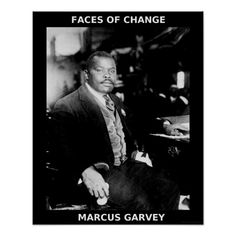Marcus Mosiah Garvey - Best Of Marcus Garvey - Rastafari - Justice Sound Marcus Garvey, Black History Month, Bob Marley, Belize, Man Magazine, People Magazine, Thomas Sankara, Kings & Queens, Pan Africanism