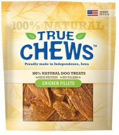 $1.50 Off One 12oz or larger bag of True Chews® Dog Treats Printable Coupon!
