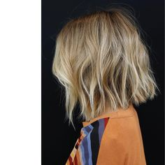 Likes, 17 Comments - Los Angeles Lob Hairstyle, Pretty Hairstyles, Updo, Hummer, Blonde Lob Hair, Hair Inspo, Hair Inspiration, Beverly Hills, Pelo Bob