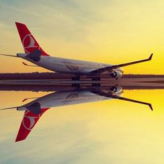 ✈ ✈Aviation is my drug!✈ ✈ ✈ ✈Aviation is my drug! Aeroplane Flying, Airport Design, Passenger Aircraft, Turkish Airlines, Civil Aviation, Commercial Aircraft, Concorde, Air Travel, Wings