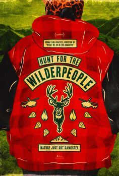 Return to the main poster page for Hunt for the Wilderpeople
