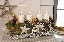 Dekoracje na Boże Narodzenie ~ Pracownia Florystyczna F…