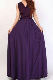 2c18e1eef379f Eggplant long chiffon overlay chiffon skirt Infinity Dress, Lace Bridesmaid  Dresses, Chiffon Skirt,