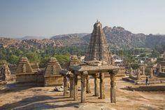 Hampi, India - Universal Images Group/Getty Images