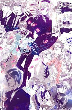 Kuroshitsuji or, Black Butler ;)